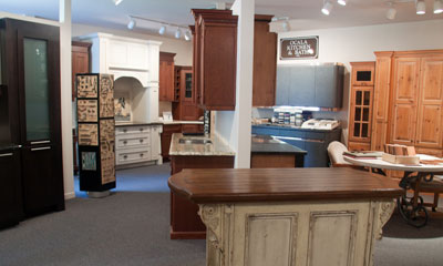 The Ocala Kitchen and Bath, Inc. Showroom
