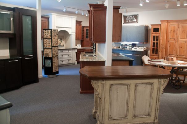 Delightful Ocala Kitchen And Bath Inc. Showroom Itu0027s All In The Details | Florida  Custom Remodeling Gallery